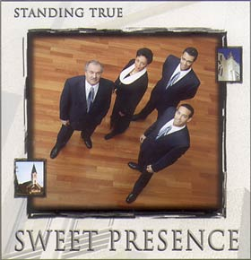 Standing True Album Cover